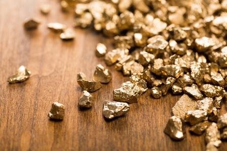 goldmine: Gold.