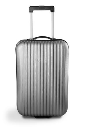 luggage bag: Suitcase.