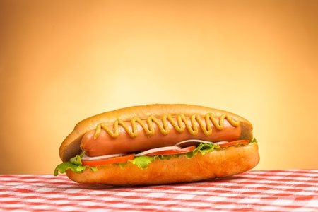calor: Hot dog.
