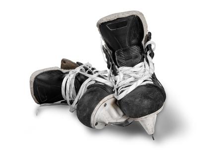hockey hielo: Patinar sobre hielo.