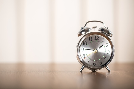 Tijd. Stockfoto