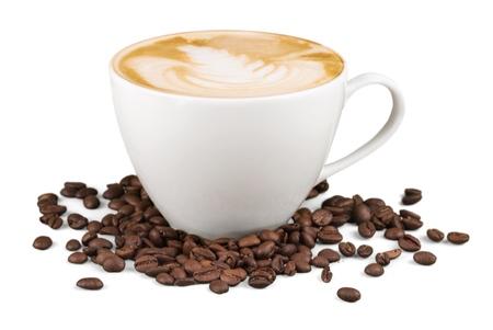 capuchino: Café.