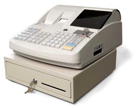 cash: Caja registradora.