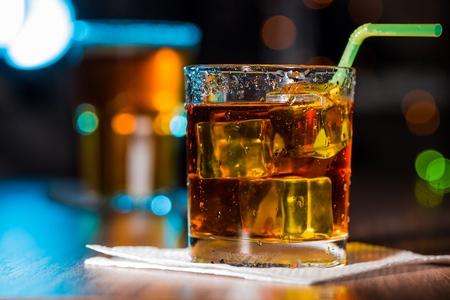 barra de bar: Bar.