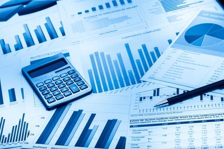 Finance. Stock Photo