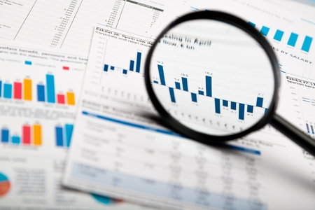 finance concept: Finance.