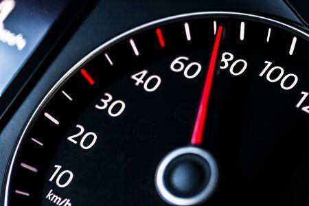 speed: Car.