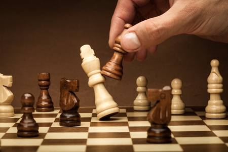 success strategy: Chess.