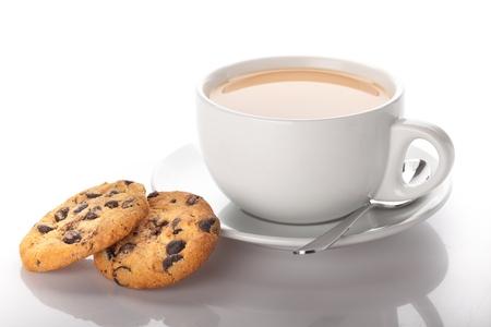 chocolate cookie: Té.