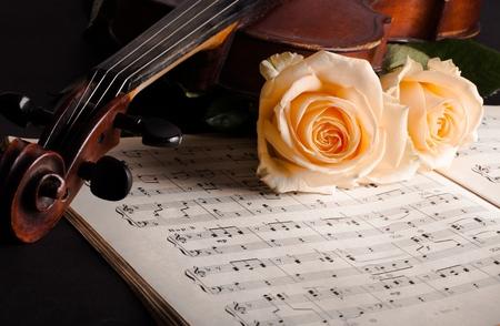 old sheet music: Wedding.
