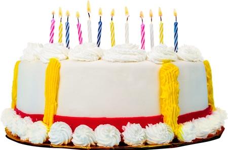 cake birthday: Birthday.