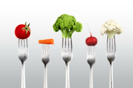 vida sana: Alimentos. Foto de archivo