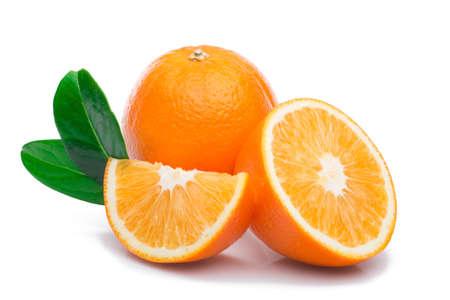 frutas: Naranja.