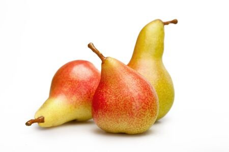 moving images: Pear. Stock Photo