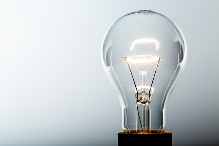 idea light bulb: Innovation.