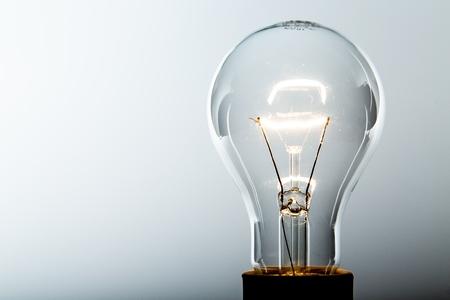 glowing light bulb: Innovation.