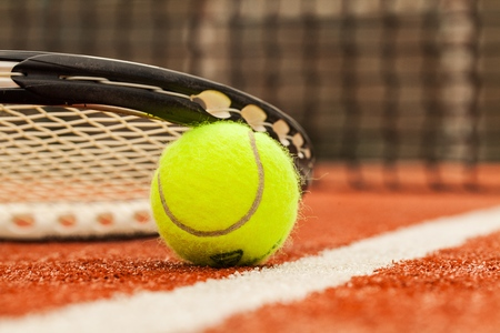 tennis: Tennis. Stock Photo