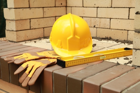 residential structure: Construction. Stock Photo