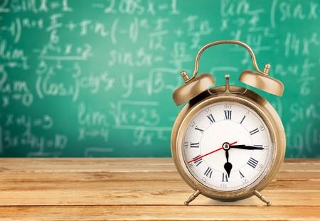 minute hand: Clock.