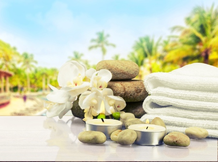 spirituality therapy: Spa Treatment.