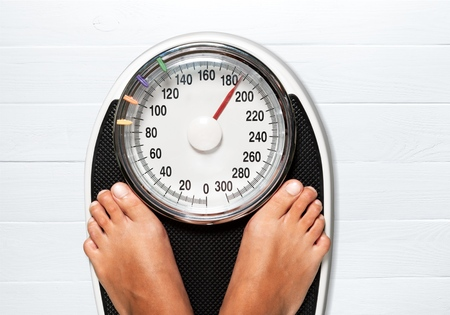 waif: Weight Scale.