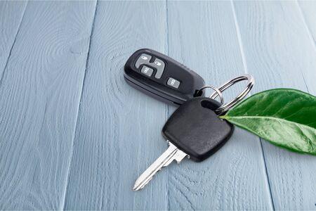 hybrid: Hybrid Vehicle. Stock Photo