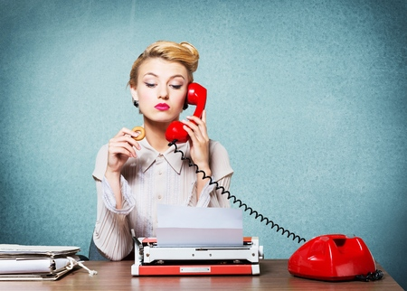 secretaria: Secretario.