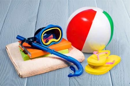 beach toys: Summer.