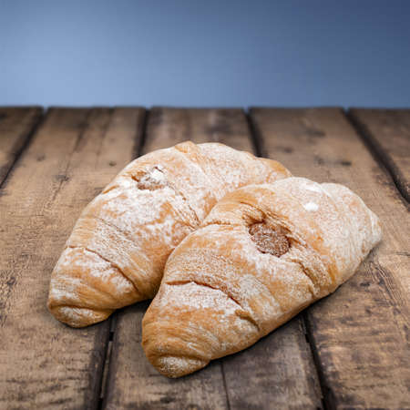 french culture: Croissant.