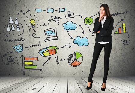 accounting: Women Stock Photo