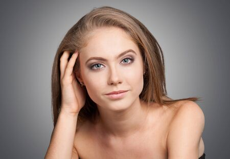 skin care woman: Women.