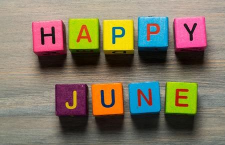 june: June