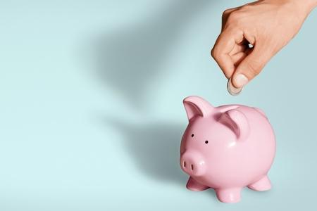 piggy: Piggy Bank.