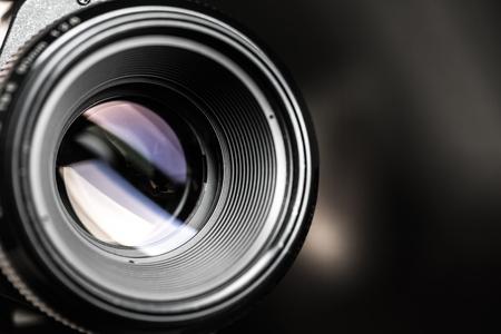 カメラ。 写真素材