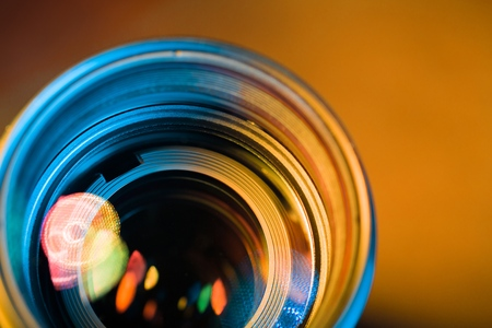 cinema film: Video. Stock Photo