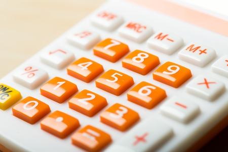 contabilidad financiera cuentas: Calculadora.