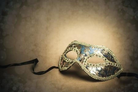 mascara de teatro: Enmascaramiento.