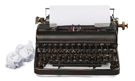 the typewriter: Antig�edad.