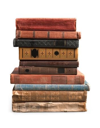 old books: Books.