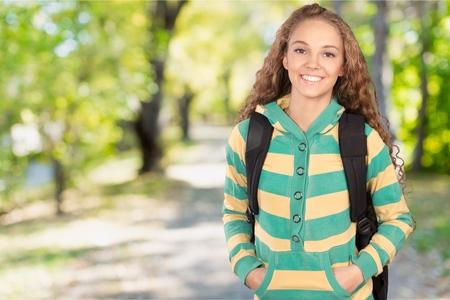 college dorm: Student. Stock Photo