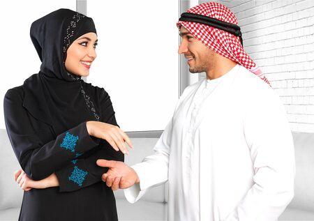 wedlock: Arab.