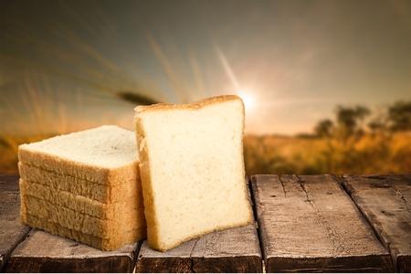 white yummy: White Bread.