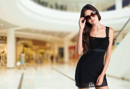 urban fashion: Girl.