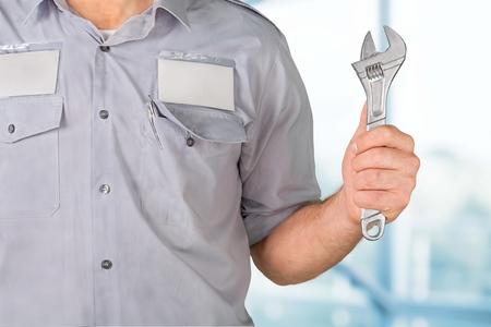 auto mechanic: Mechanic concept  Stock Photo