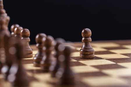 delito: Juego de ajedrez