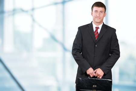 new business problems: Busy. Stock Photo