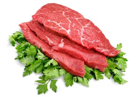 carne de res: Carne.