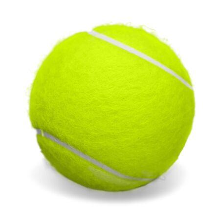 pelota: Pelota de tenis. Foto de archivo
