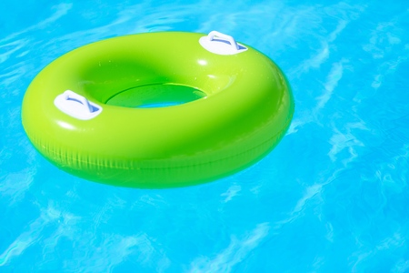 float tube: Swimming Pool.