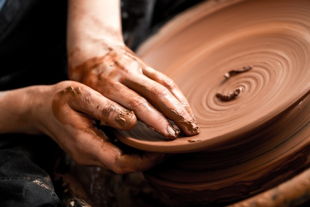 pottery: Craft.